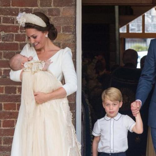 Royals Release Cutest Photos Of Prince Louis For First B'day