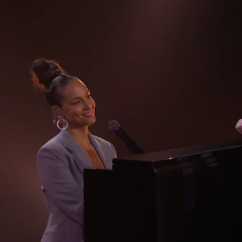 Alicia Keys & James Corden Spoofed 'Shallow' & We Love It
