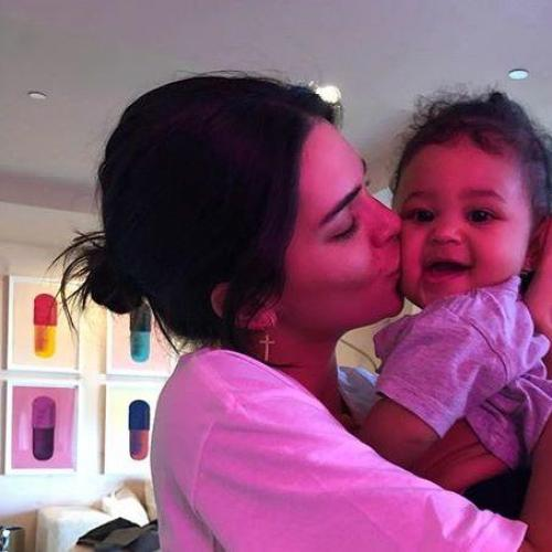 Kendall Jenner Reveals Why She Missed Stormi's First B'Day
