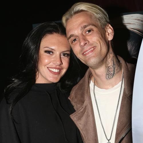 Aaron Carter Breaks Down As He Reveals Why He Split With Gf