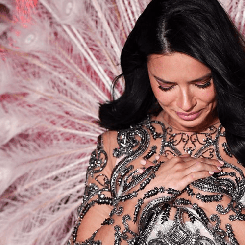 Adriana Lima Has Walked Her Last Victoria's Secret Runway