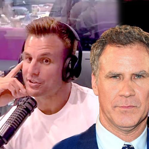 Will Ferrell Slapped Beau Ryan During An Interview