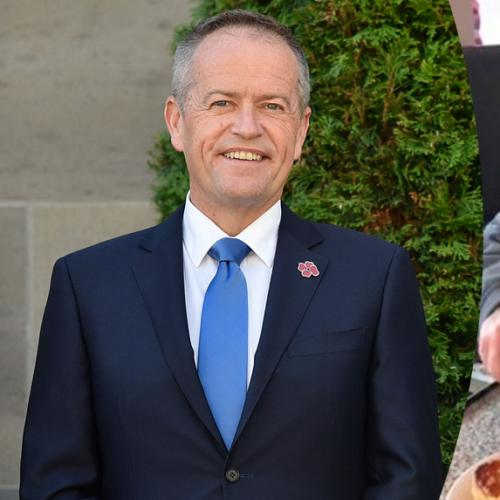 Bill Shorten Says He Wouldn't Eat A Pie With A Knife & Fork