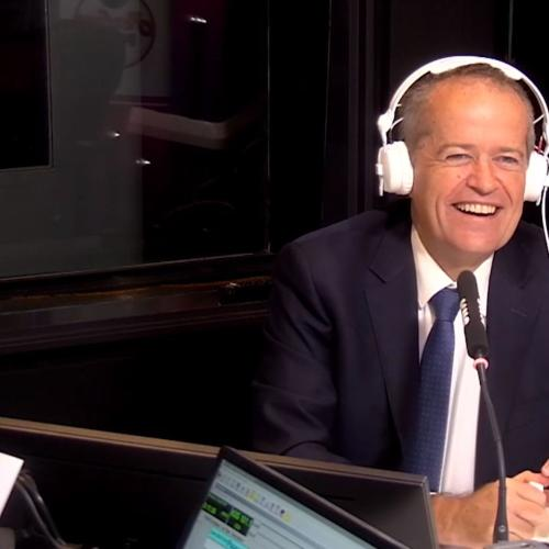 Bill Shorten's Most Awkward Moment On Radio