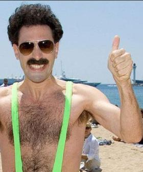 Borat 2 Has Been Filmed Proving That Sacha Baron Cohen Is Always 10 Steps Ahead Of Us