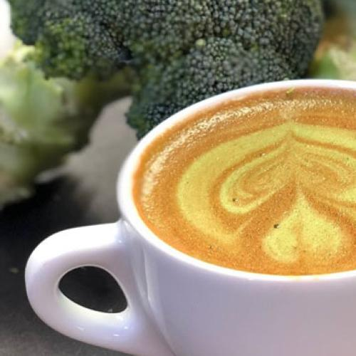 Broccoli Lattes Are The Latest Superfood Trend
