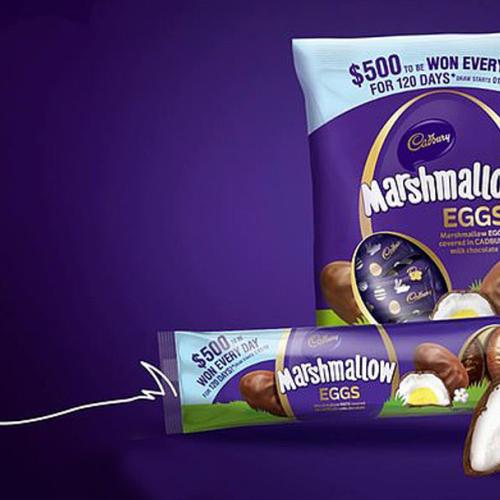 Outrage After Cadbury Did What To Marshmallow Eggs?
