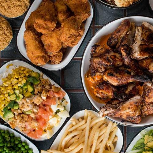 Chargrill Charlie's Haf 50% Off All Food Tomorrow