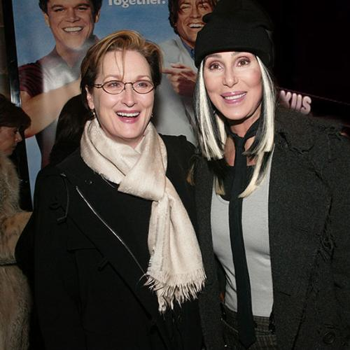 Cher And Meryl Streep Saved A Woman's Life Together
