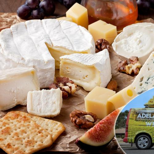 Want Some Free Wine And Cheese Today in Sydney's CBD?