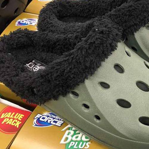 Can't Choose Between Crocs Or Ugg Boots? Aldi Has The Answer