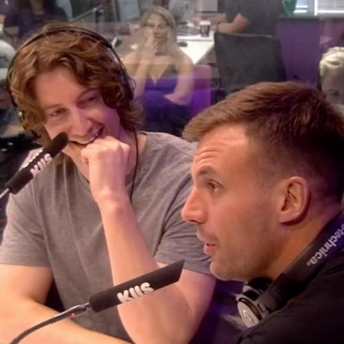 Dean Lewis Used To Work With Beau Ryan At Channel Nine