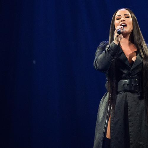 Shocking Audio Released From Demi Lovato 911 Call