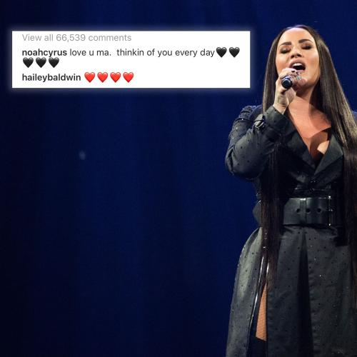 Demi Lovato Speaks Out For First Time About Overdose