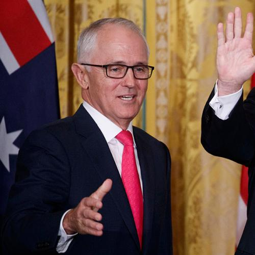 Preparations For Trump Coming To Oz Begin And They're Insane