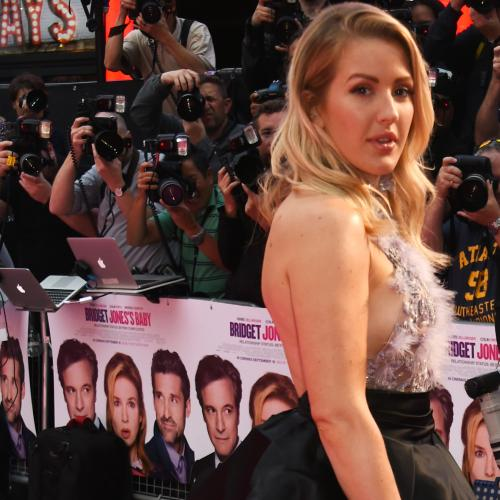 Ellie Goulding On Why She Deleted Her Instagram Photos