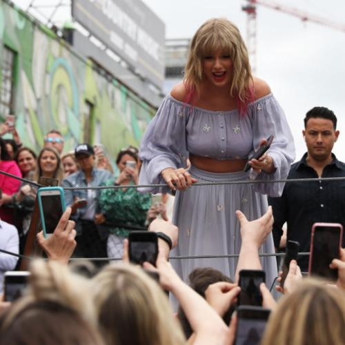 Taylor Swift Confirms New Song & New Music With Butterfly