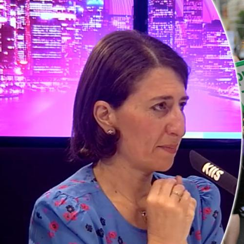 Kj Show: Gladys Berejiklian Discusses Pill Testing