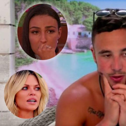 Grant Blows Up And Leaves Love Island Tonight, But Why?
