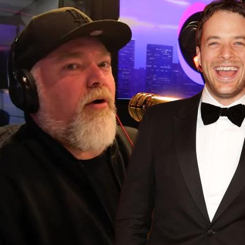 Hamish Blake Hangs Up On Jackie O After This Question