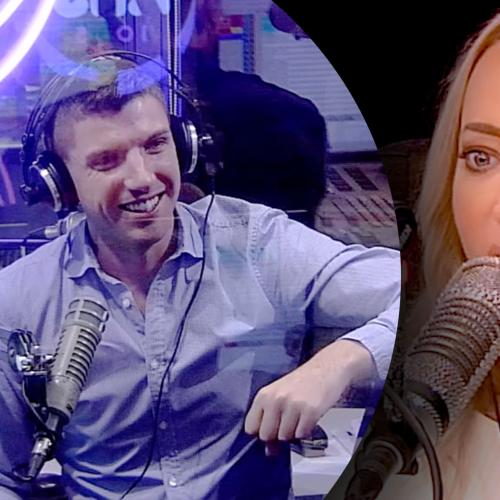 WATCH: Kyle Bans Jackie From Thanking Newsreader Brooklyn
