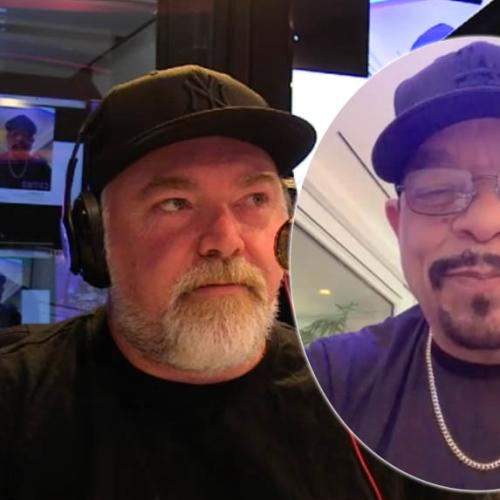 Ice-T Records Personal Massage For Kyle