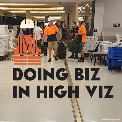 WATCH: Doing Biz in High Viz