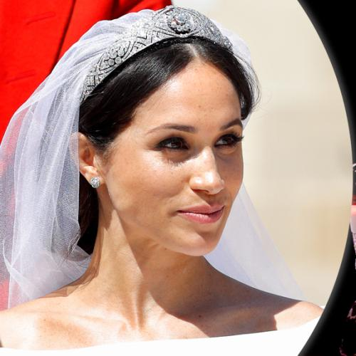 Jackie Says She Started Fake Freckle Trend Not Meghan Markle