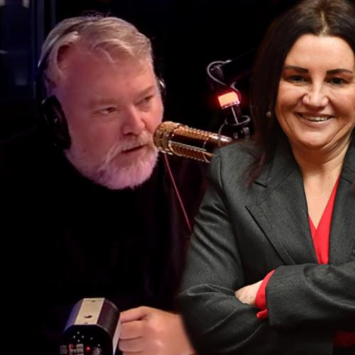Jacqui Lambie Shamelessly Describes Perfect Man To Kj