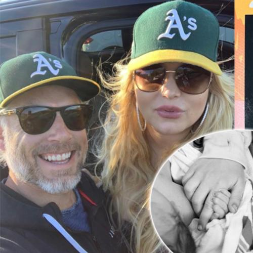 Jessica Simpson Has Given Birth To A Baby Girl