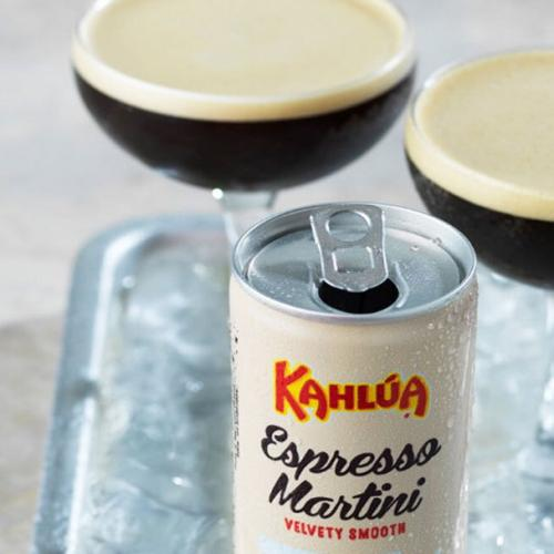You Can Now Buy Espresso Martinis In A Can