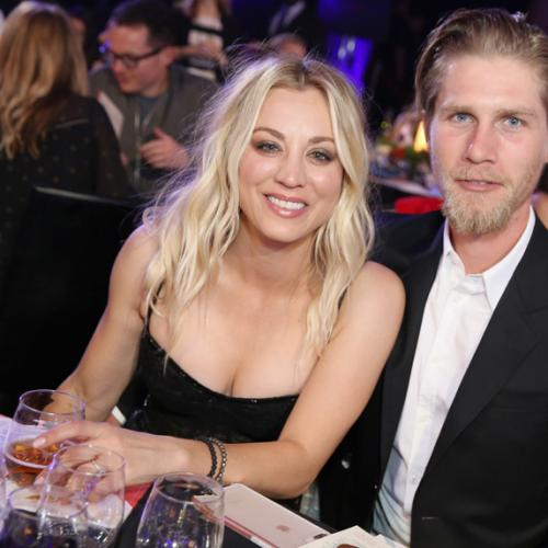 Kaley Cuoco Got Married On The Weekend & It Was Breathtaking