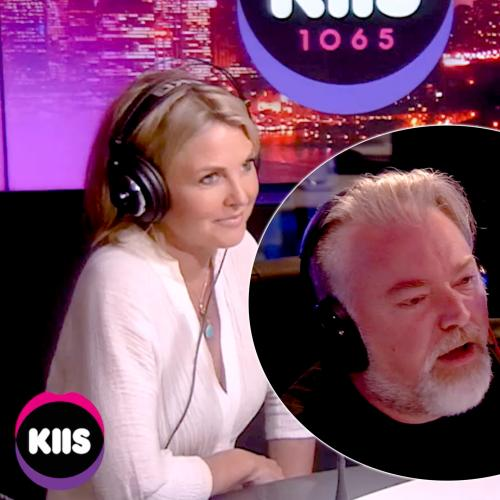 Kyle Calls Karl Stefanovic Live On Air With Georgie And Deb