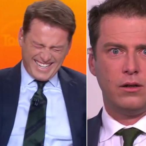 Karl Stefanovic's Best Moments On The Today Show