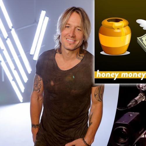 Keith Urban Reacts To Jackie's Song 'Honey Money'
