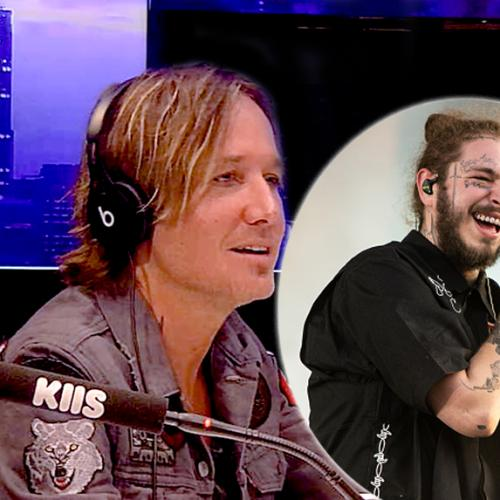 Keith Urban Gives Details On Collaboration With Post Malone