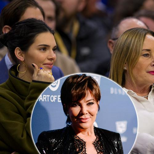 Kris Jenner Chats About Kendall Jenner And Ben Simmons