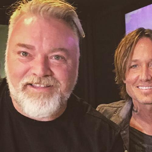 Keith Urban Cohosts The Kyle And Jackie O Show