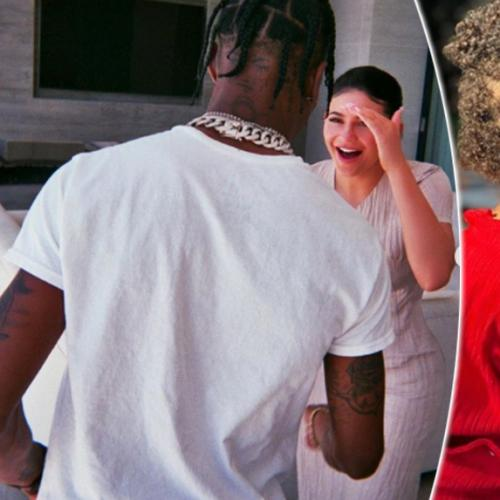 Kylie Jenner's Baby News In Bday Post For Travis Scott