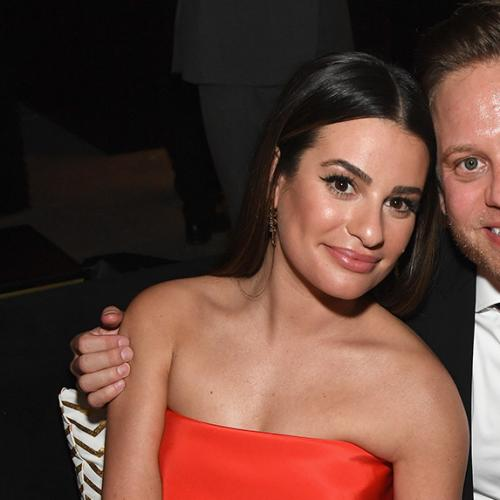 Glee Star Lea Michele Just Got Married
