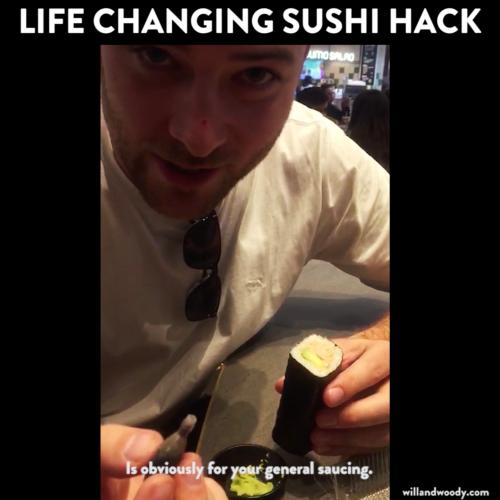 This Simple Sushi Hack Will Change Your Life Forever