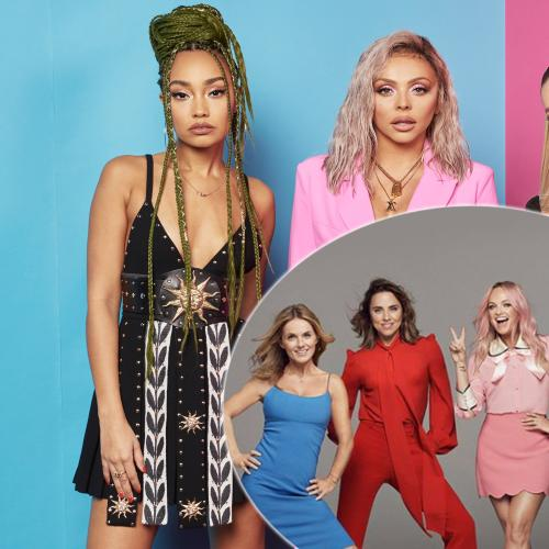 Little Mix Hints At Joining The Spice Girls On Tour
