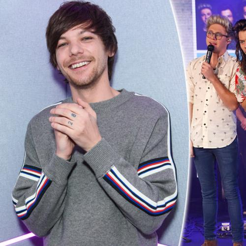 Louis Tomlinson Discusses Possible One Direction Reunion