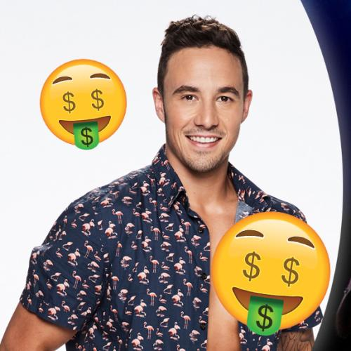 Grant Says Why He Won't Be Giving Back Love Island Money