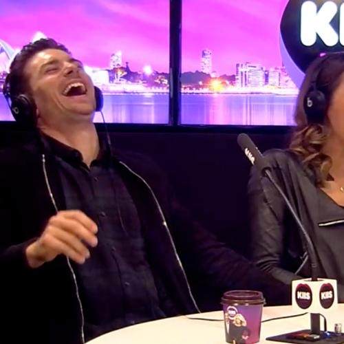 Matty J & Laura Describe Their First Night Together!