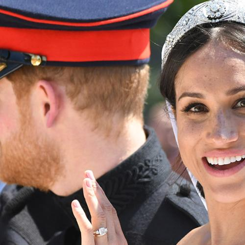 You Can Buy The Foundation Meghan Markle Wore To Her Wedding