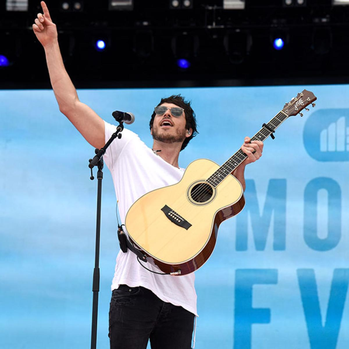Morgan Evans Returns To Australia As Part Of 2019 World Tour