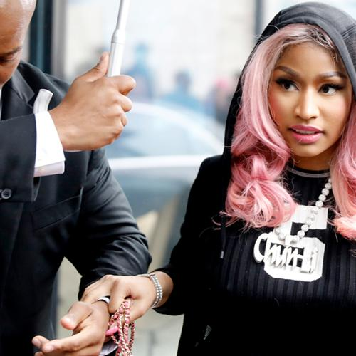 Did Nicki Minaj Just Let It Slip That She's Married?
