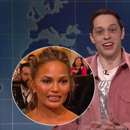 Pete Davidson Jokes About His Suicide Scare on Snl