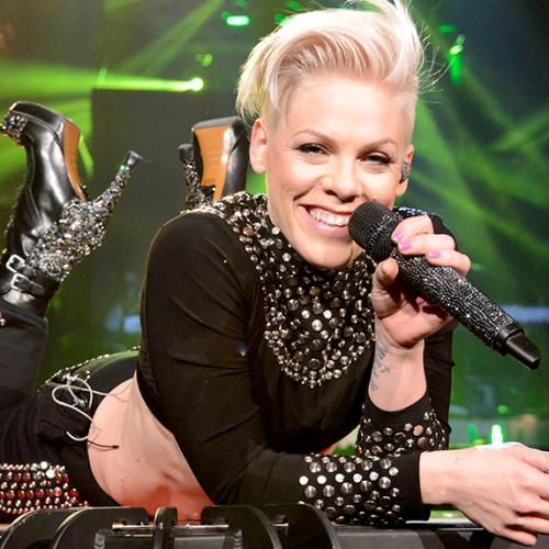 P!nk Reveals She's Collaborating With EMINEM!